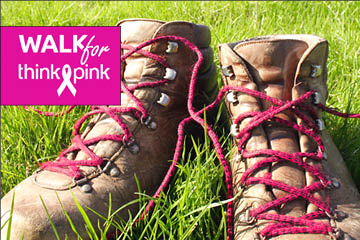 Walk for Think-Pink