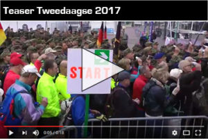 48ste Tweedaagse 2017 - Aftermovie Teaser